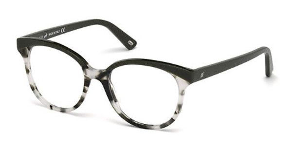 Web Eyewear WE5196 055 havanna bunt