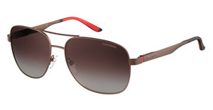 Carrera CARRERA 8015/S NLX/LA BROWN SF PZSMTTEBRWN (BROWN SF PZ)