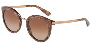 Dolce & Gabbana DG4268 313113 BROWN GRADIENTCUBE BRONZE