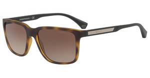 Emporio Armani EA4047 559413 BROWN GRADIENTHAVANA RUBBER