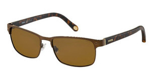 Fossil FOS 3000/P/S HB8/IG BROWN PZBRWN GREY (BROWN PZ)