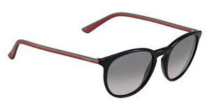 Gucci GG 1102/S MJ9/EU GREY SFBLKGRNRED (GREY SF)