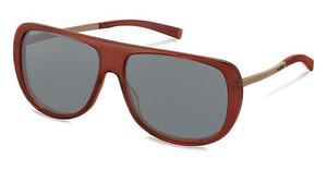 Jil Sander J3006 C sun protect - smoky grey - 85 %red brown