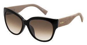 Max Mara MM 0002/S BZ4/JD BROWN SFBKGRYCROC