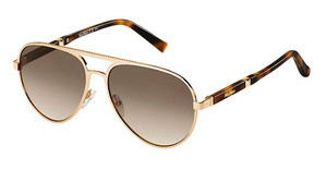 Max Mara MM DESIGN 000/JD BROWN SFROSE GOLD (BROWN SF)