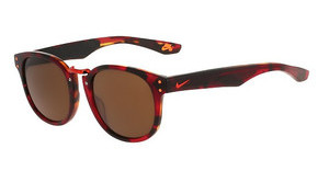 Nike ACHIEVE EV0880 660 TEAM RED TORTOISE/TOTAL ORANGE WITH BROWN LENS