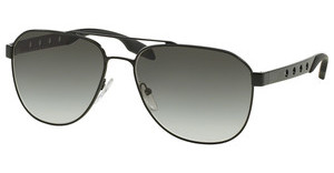 Prada PR 51RS 1BO0A7 GREY GRADIENTMATTE BLACK