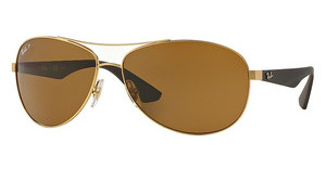 Ray-Ban RB3526 112/83 POLAR BROWNMATTE GOLD
