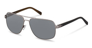 Rodenstock R1413 D sun protect - smoky grey - 85 %light gun, dark grey layered