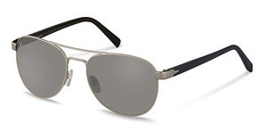 Rodenstock R1414 A polarized - grey - 84%light gun, dark blue