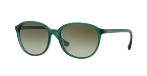 Vogue VO2939S 22668E GREEN GRADIENTPINE GREEN TRANSPARENT