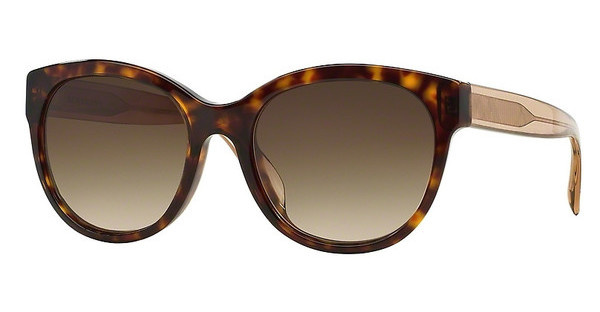 Burberry BE4187 350613 BROWN GRADIENTDARK HAVANA