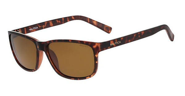Nautica N3611SP 206 SHINY DARK TORTOISE