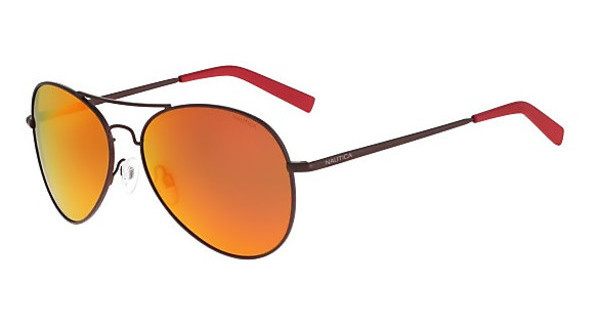 Nautica N4611SP 245 MATTE BROWN