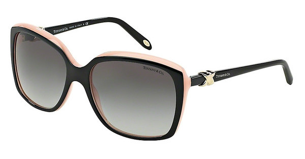 Tiffany TF4076 81573C GRAY GRADIENTBLACK/PINK