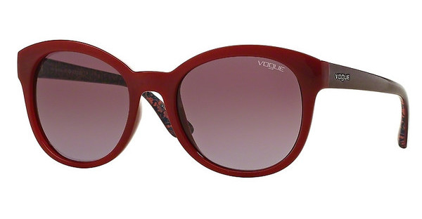 Vogue VO2795S 23408H VIOLET GRADIENTRED