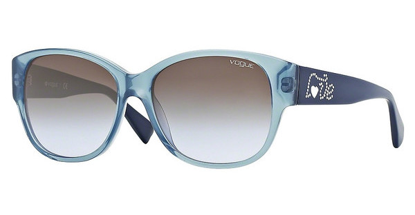 Vogue VO2869SB 219811 GREY GRADIENTOPAL BLUE